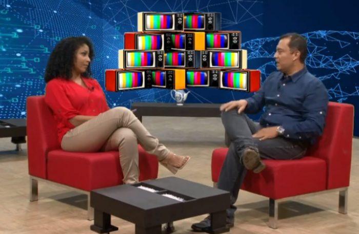 Controlando TV1